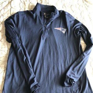 Nike New England Patriots long Sleeve Tee